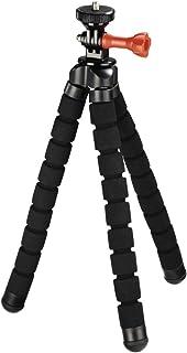 Hama Flex 2in1 Fotocamere digitali/film 3gamba/gambe Nero treppiede