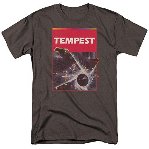 Mens Atari Tempest Box Art T-shirt, Official