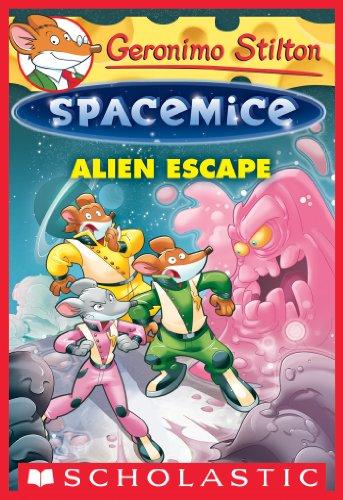 Geronimo Stilton Spacemice #1: Alien Escape (English Edition)