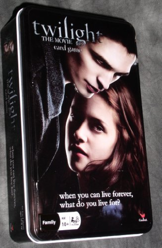 Twilight the Movie Trivia Card Game by Cardinal Industries