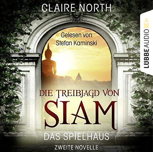 『Die Treibjagd von Siam』のカバーアート