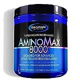 Gaspari Nutrition Amino Max 8000 | Amino Acids Tablets...