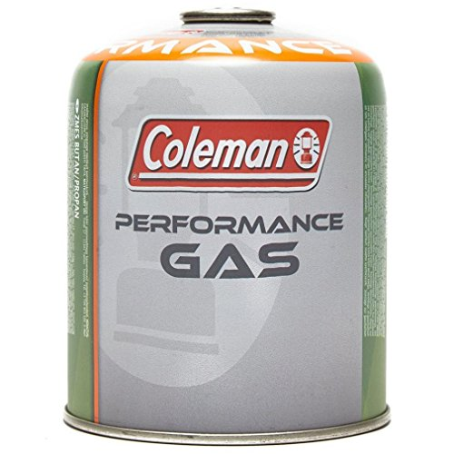 2 X NEW Coleman Performance C500 Cartridge 70/30 Butane/Propane mix