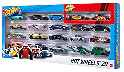 Best Ideas for Things to Put in Advent Calendars include these fun hot wheel cars!