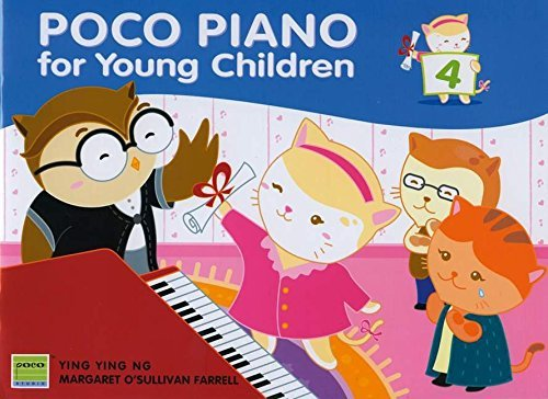 Poco Piano for Young Children Book Four by Ying Ying Ng (2011-06-22)
