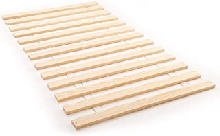 Classic Brands Xtreme Heavy-Duty Solid Wood Bed Support Slats | Bunkie Board, Twin XL