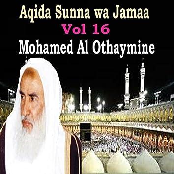 Aqida Sunna wa Jamaa Vol 16 (Quran)