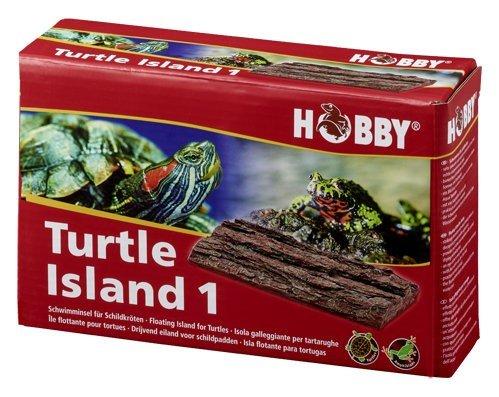 Turtle island 1 schwimminsel 17,5 x 11 cm