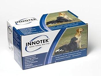 Innotek - Clôture Anti-Fugue avec Fil pour Chien - Collier à Stimulation Électrostatique - Idéal pour les Jardins et Arrière-Cours