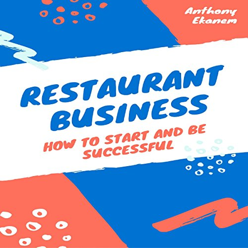 Restaurant Business audiobook cover art