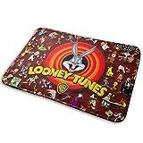Alfombra antideslizante para piso de Looney Tunes, alfombrilla para puerta, alfombras suaves, alfombrillas para juegos para niños, decoración navideña para el Día de Acción de Gracias, alfombra para d