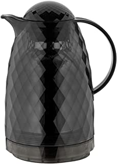 Royalford Vacuum Flask 1.5 Liter Stainless Steel, Hot & Cool, Vacuum Insulation, Leak-Resistant – Preserves Flavor and Fre...