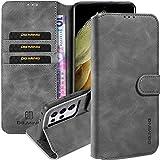 Casmyd Étui portefeuille pour Galaxy Note 10 - Pour homme et femme - 3 emplacements pour cartes -...
