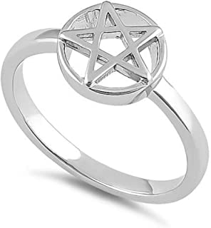 Sterling Silver Symbol of the
