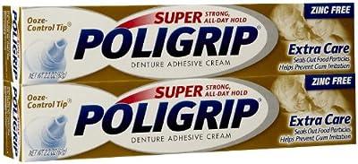 Super Poligrip Extra Care