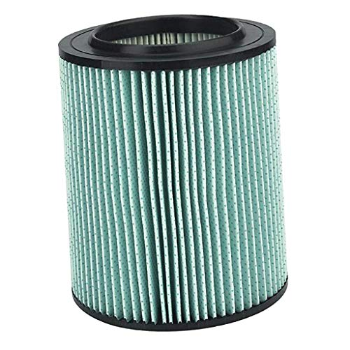 Fenteer Remplacement De Filtre Hepa Nettoyage Aspirateur Accessoire - Vert