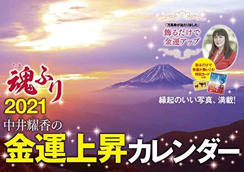 中井耀香の金運上昇カレンダー2021 魂ふり ([カレンダー])の詳細を見る