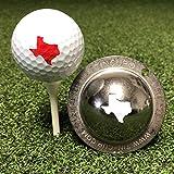 Tin Cup Texas State Golf Ball Custom Marker...