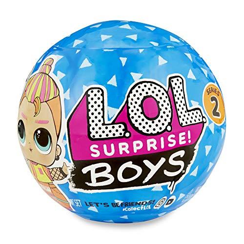 Giochi Preziosi LLUC0000 LOL Surprise Boys, Assortiti, 8056379090779
