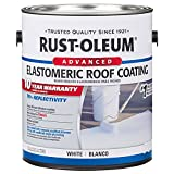 Rust-Oleum 301903 10 Year Elastomeric Roof Coating white gal