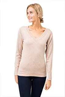 The Simpli Soft Knit Pullover Sweater - V-Neck Casual Long Sleeve