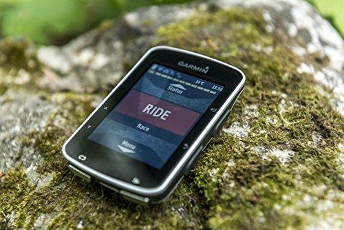 Product Image 13: Garmin Edge 520 Bike GPS (includes Heart Rate Monitor Strap, Cadence sensor & Speed sensor)