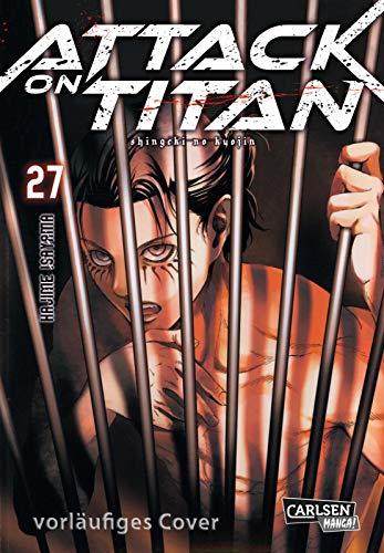 Attack on Titan 27: Atemberaubende Fantasy-Action im Kampf gegen grauenhafte Titanen