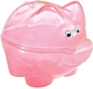 Pink Piggy Banks (1 Dozen) - Bulk