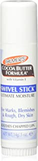 Palmer's Cocoa Butter Formula with Vitamin E, Swivel Stick, 0.5 Oz (Pack of 4)