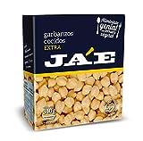 Ja'E Garbanzo Cocido, Legumbres En Conserva Sin Gluten, Tetra Pak...