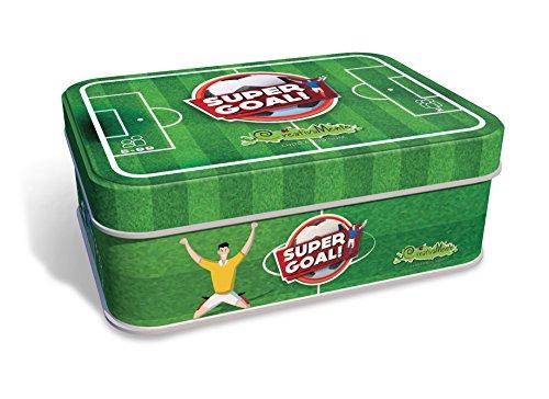 CreativaMente- Super Goal-Gioco in Scatola, Colore Verde, 521