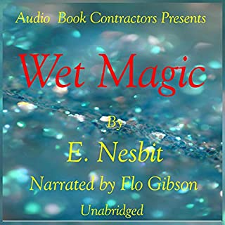 Wet Magic audiobook cover art