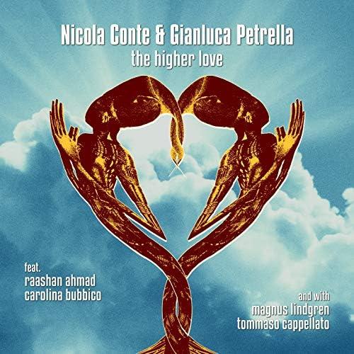 Nicola Conte Gianluca Petrella feat. Raashan Ahmad, Carolina Bubbico, Magnus Lindgren & Tommaso Cappellato