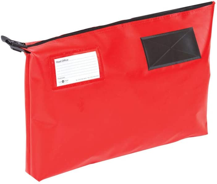 Online limited product GoSecure VAL06855 470 Sales x 336 76 Pouch - GP2R Mail mm Red