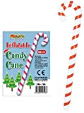 Inflatable Candy Cane Christmas Decoration Xmas Fancy Dress Costume Accessory 90cm