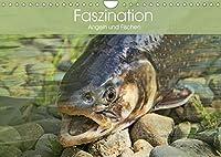 Faszination Angeln und Fischen (Wandkalender 2022 DIN A4 quer): Impressionen vom beliebtesten Hobby der Deutschen (Geburtstagskalender, 14 Seiten )