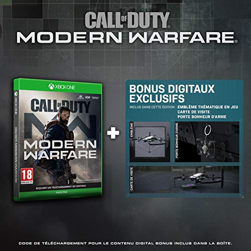 Call of Duty: Modern Warfare - Xbox One/PS4/PC