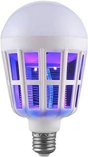 OSALADI E27 15W 110V LED Anti-mosquito Killer Bulbo Repelente de mosquitos Luz de noche Bombilla de doble uso para habitación de niños