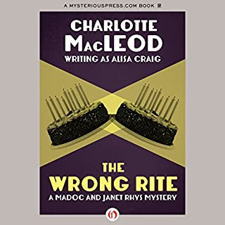 The Wrong Rite cover art
