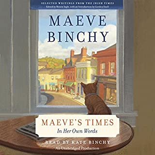 Maeve's Times audiobook cover art