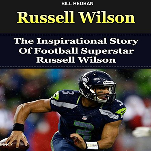 Russell Wilson audiobook cover art