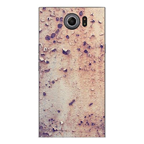 Disagu SF-sdi-4343_1044 Design Folie für BlackBerry Priv Rückseite - Motiv Rost 01