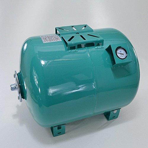 50 l Druckkessel Ausdehnungsgefäß Membrankessel Hauswasserwerk mit Manometer