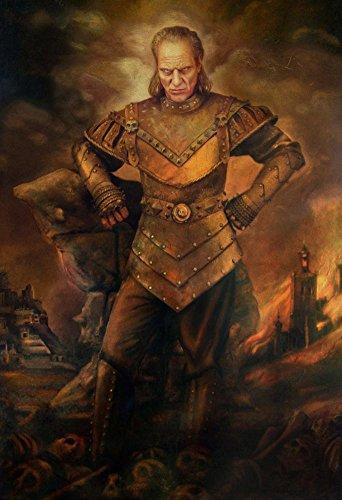 Vigo The Carpathian Ghostbusters Painting Movie Poster 24x36 inch