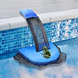 MorTime Animal Saving Escape Ramp, Swimming Pool Floating Animal Saver Rescue Tool for Outdoor Critter Frog Chipmunk