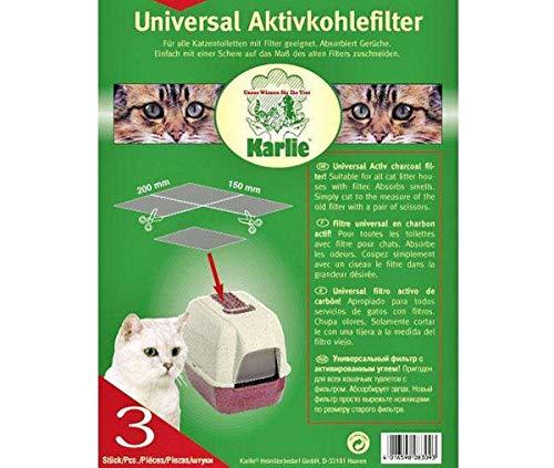 Karlie Universal-Aktivkohlefilter