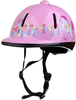 childs adjustable horse riding hat
