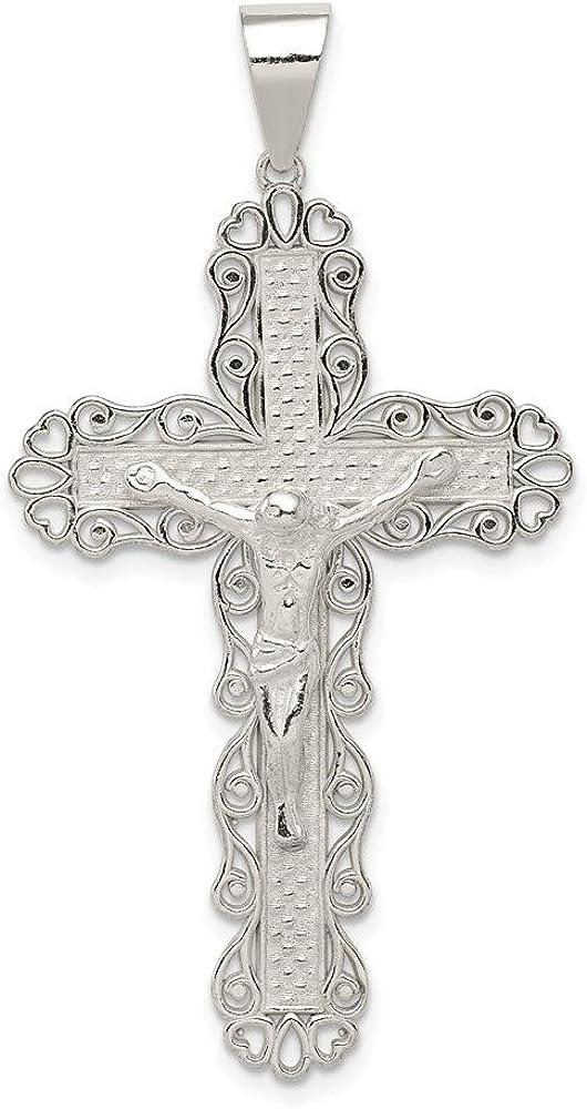 Ryan Jonathan Fine Jewelry Sterling Filigree Max 48% Max 74% OFF OFF INRI Cross Silver C
