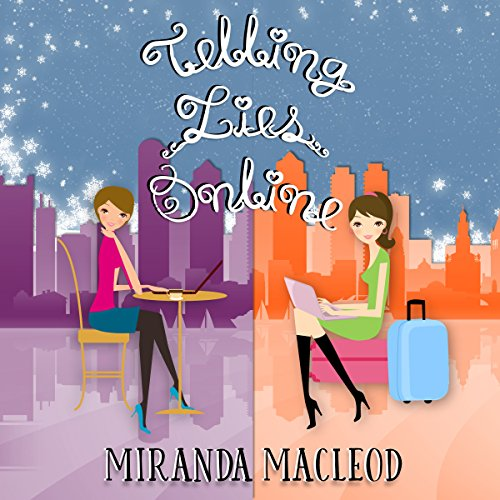Telling Lies Online audiobook cover art