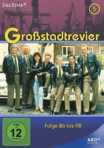 Großstadtrevier - Box 5 (Staffel 10) (4 DVDs)